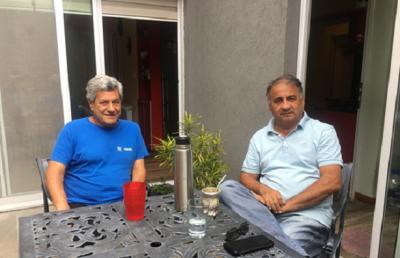 De Gennaro y Depetri buscan construir unidad para ganarle a Grindetti
