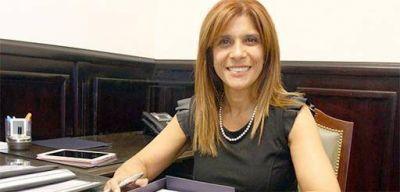 Magdalena Sierra está en la lista de autoridades del PJ Nacional que encabeza Alberto Fernández