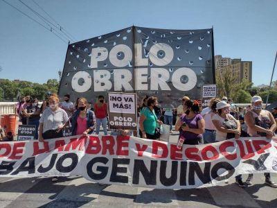 Barrios de Pie se movilizó en Córdoba por los aumentos y la situación social