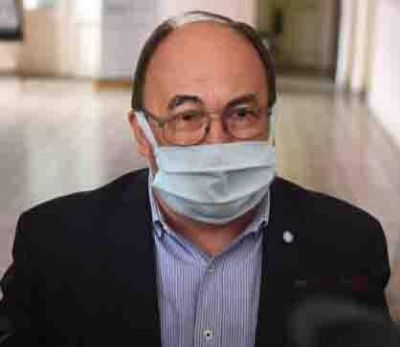 José Luis Salomón reasumió la intendencia municipal