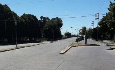 Puente Lucio Florinda: corte de tránsito por mantenimiento