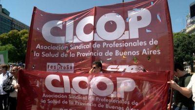 Médicos de CICOP piden reabrir la negociación paritaria