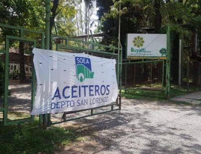 Aceiteros de duelo: confirman el cierre de Buyatti y deja 80 trabajadores a la intemperie