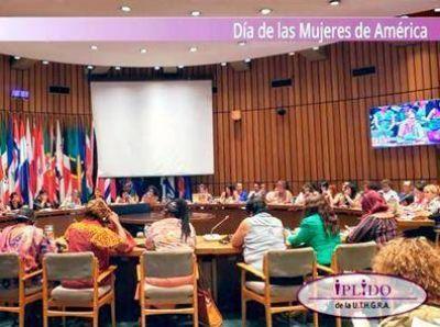 El IPLIDO recordó el Día de las Mujeres de América