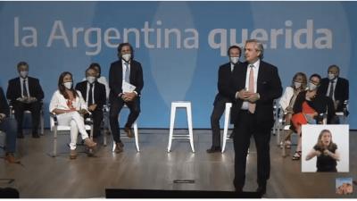 Femicidio: Alberto Fernández cuestionó la