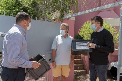 San Isidro lanzó un programa de compostaje a domicilio