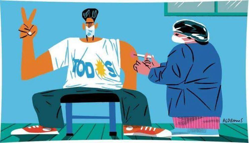 La crisis de las vacunas reabre el debate salud-economía