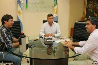 Triple acuerdo en el PJ chaqueño: así se gestó la unidad, con el objetivo de reorganizar el partido
