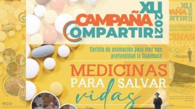 Cáritas Venezuela dedica su Campaña Compartir 2021 al derecho a la salud
