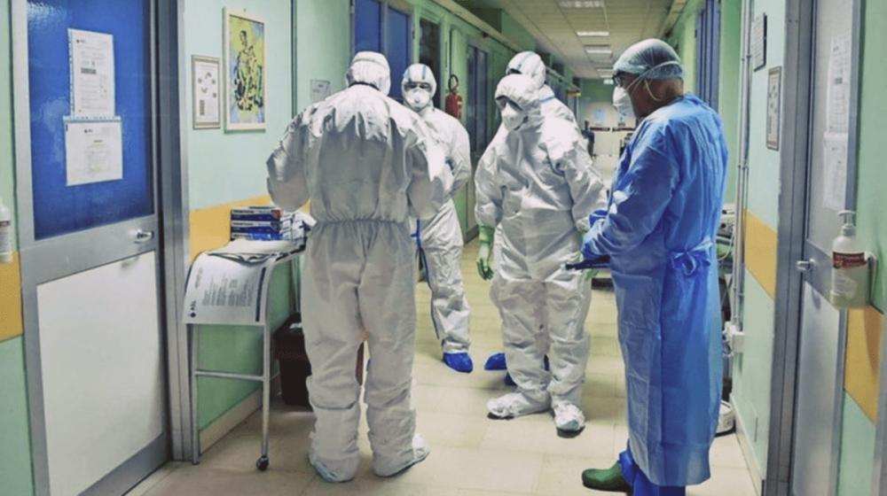 Un informe revela el impacto del Covid-19 en el personal no médico de salud
