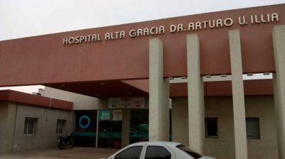 Hospital Illia de Alta Gracia: denuncian la falta de recursos y de personal