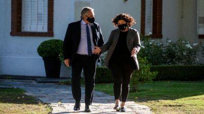 Carla Vizzotti se reúne con Santiago Cafiero, en su primer encuentro como ministra de Salud