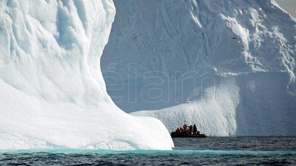 Conmemoran el Día de la Antártida Argentina con un acto en Tecnópolis