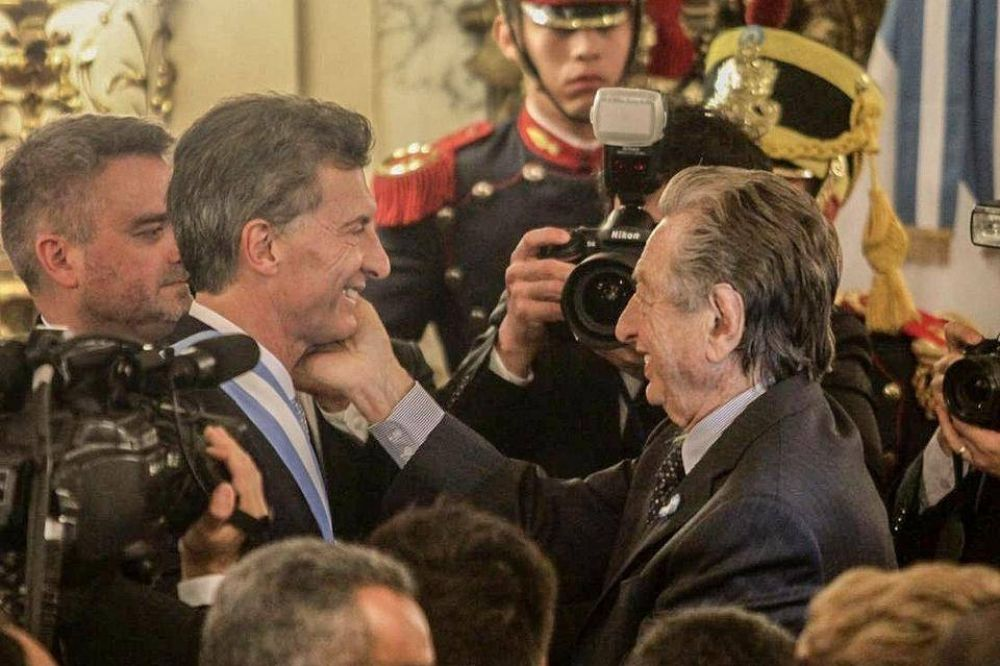 El secreto de Macri