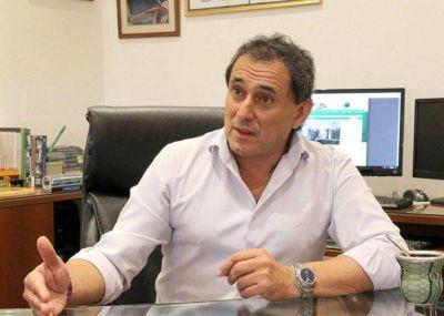 Sasia pidió fortalecimiento del sistema ferroviario en el Consejo Económico y Social
