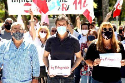 """Posse llevó su campaña a Avellaneda y destacó: """"Hay que recuperar al radicalismo"""""""