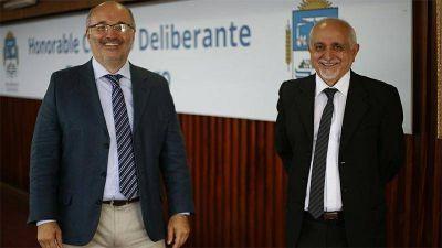 Juan Carlos Berns es el nuevo presidente del Concejo Deliberante de Tres de Febrero