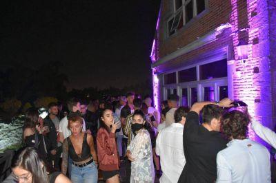 El Municipio de Merlo desbarata fiesta clandestina