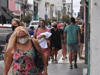 Covid: volvieron a aumentar los contagios diarios en San Nicolás