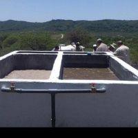 Finalizan obras de agua potable en Ancasti