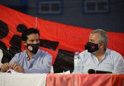 Contundente apoyo del gobernador de Jujuy, Gerardo Morales a Maximiliano Abad