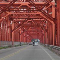 Vialidad Nacional inhabilitará el puente carretero mañana martes y el miércoles