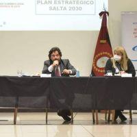 Con la presencia de Sáenz, sesiona el Consejo Económico