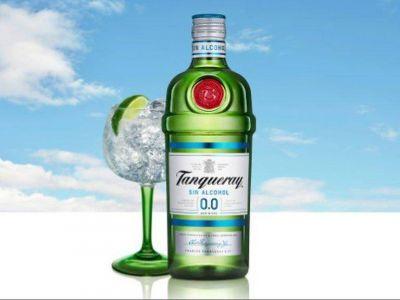 Diageo lanza Tanqueray 0,0%, una nueva propuesta con