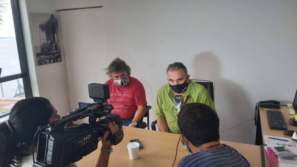 Referentes gremiales de la FEMPINRA unen fuerzas en defensa de puestos de trabajo