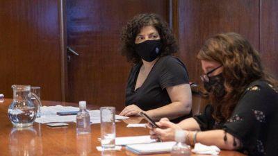 Vizzotti empezó a desplazar a los funcionarios más cercanos a Ginés
