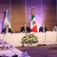 Fernández se reunió con empresarios que invierten en Argentina