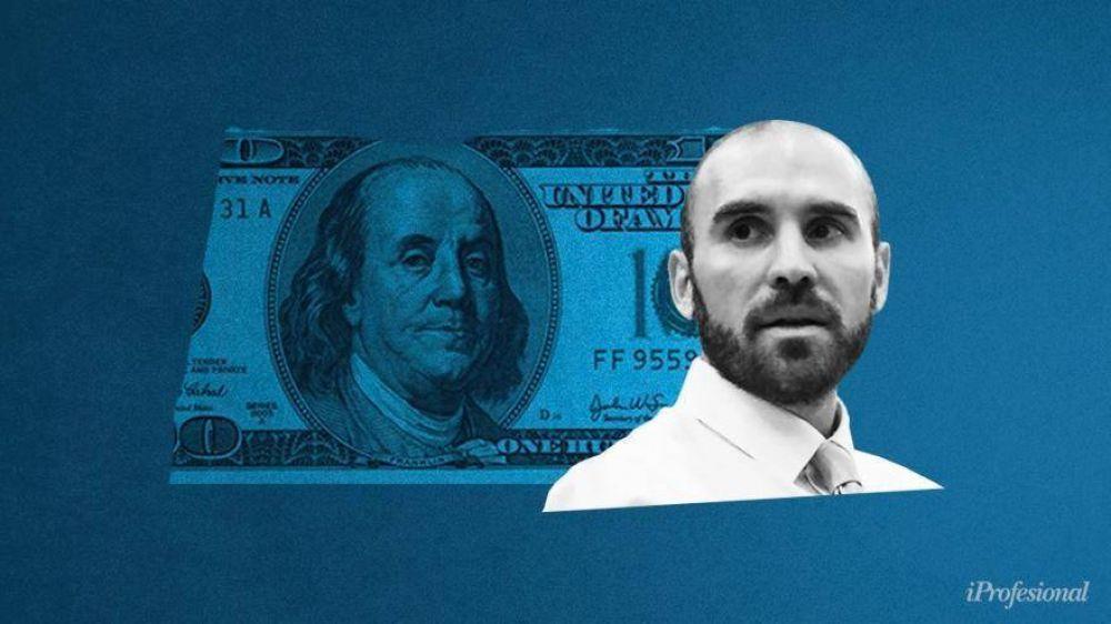 Inyección de dólares frescos, cepo cambiario y más: esto le propondrá Guzmán al FMI