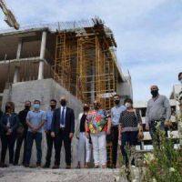 Con apoyo del Colegio de Ingenieros se reactiva el Polo Judicial de Olavarría
