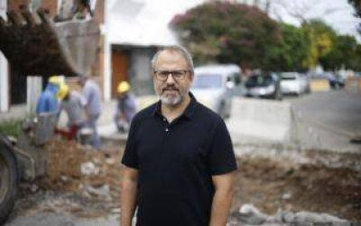 El Intendente Valenzuela anunció mejoras salariales para los trabajadores municipales de Tres de Febrero