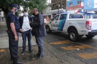Morón | El Municipio incorporó nuevos efectivos policiales y patrulleros