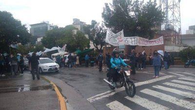 La Coopi volvió a manifestarse frente al Ministerio de Trabajo