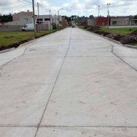Con una millonaria inversión, continúan las obras en infraestructura vial