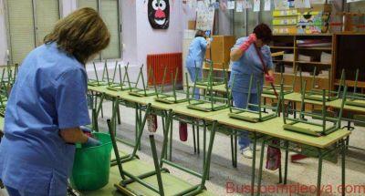 Designación de auxiliares en las escuelas: el proceso es virtual y los gremios actuarán de veedores