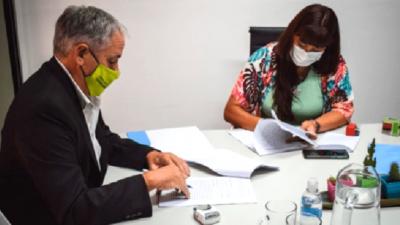 Se construirá un Centro de Atención Primaria de Salud en el barrio San Cayetano