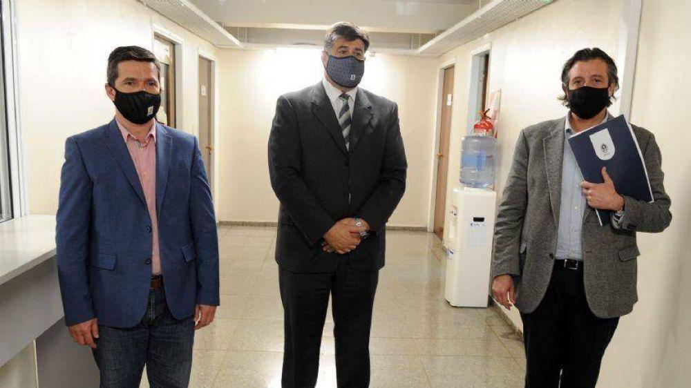 La UCR defendió la reforma constitucional recordando a Paco Pérez