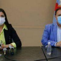 La vice de La Rioja no ocupará la banca de Menem y asume un hombre de Beder