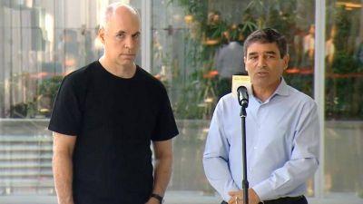 El kirchnerismo contraataca y denuncia el plan de vacunación de Larreta y Quirós