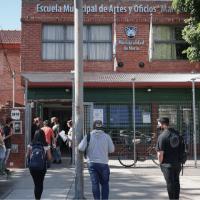 Merlo | El Municipio abrió la inscripción presencial para la Escuela de Artes y Oficios