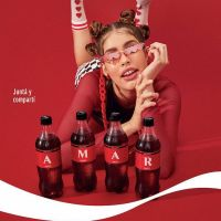 Coca-Cola presenta Alfabeto positivo