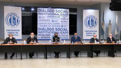 Se reunió la CGT y charló de paritarias, precios, VacunaGate y la necesidad de encausar el diálogo por la crisis de las obras sociales
