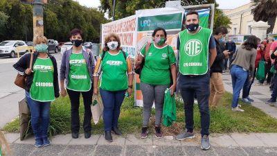 Córdoba: Continúa el plan de lucha por los despidos en el Hospital Sayago