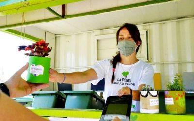 Nueva jornada de Eco-Canje en City Bell: entregarán plantines, semillas y compost a cambio de residuos secos