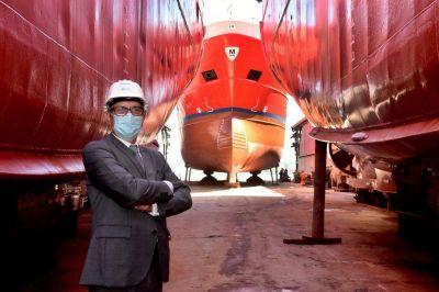 """""""Vimos una reactivación firme en la industria en Mar del Plata"""""""