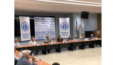 La CGT lejos de Moyano apunta al Consejo Económico por salarios y empleo