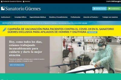 """""""En la Ciudad hay prepagas ofreciendo vacunas, eso va en contra del orden de prioridades"""